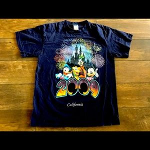 Disneyland California Park T Shirt